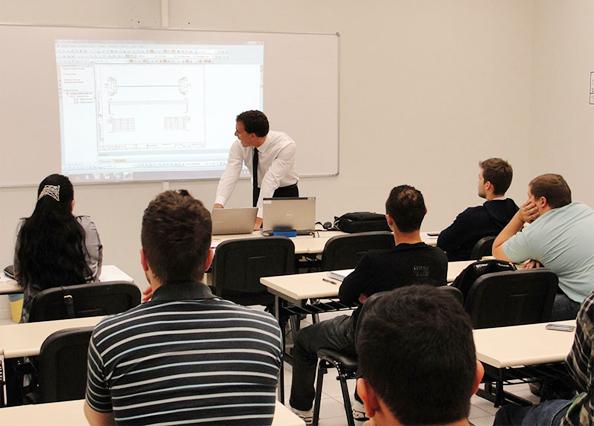 Capacitações e cursos de Engenharia Elétrica, Cim-Team Academy