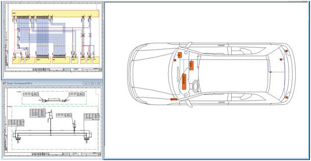 Software_de_Diseño_de_Cableado_Eléctrico--E3.Functional_Design--Transportation_Design