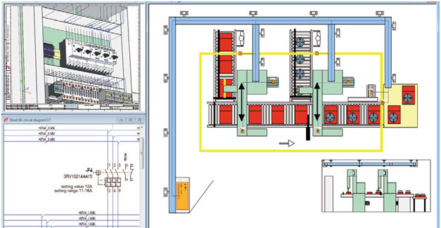 Software_de_Diseño_de_Cableado_Eléctrico--E3.Functional_Design--Plant_Layout_Design
