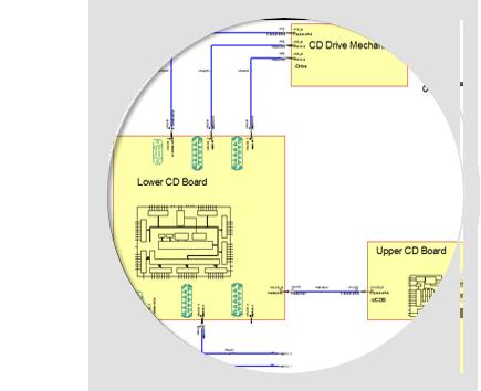Software para Generar Esquemas Eléctricos, E3-schematic, Diseño-con-Drag-and-Drop