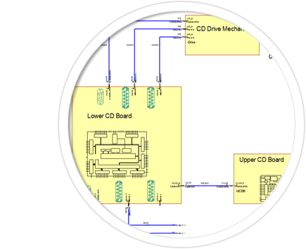 electrical-schematic-software--E3-schematic--Design-with-Drag-and-Drop