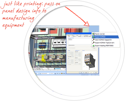 electrical-panel-design-software--E3-Panel--integrate-with-manufacturing-equipment