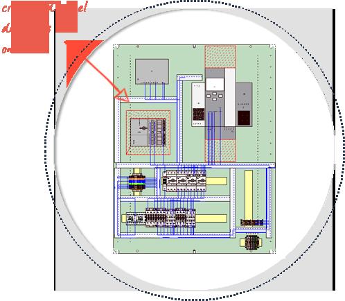 electrical-panel-design-software--E3-Panel--single-click-2D-view