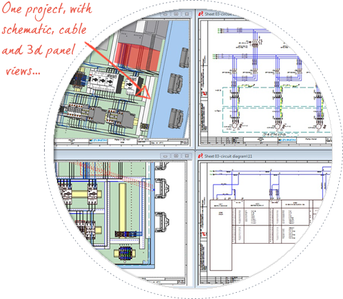 electrical-panel-design-software--E3-Panel--integrated-with-E3-schematics-and-E3-cable