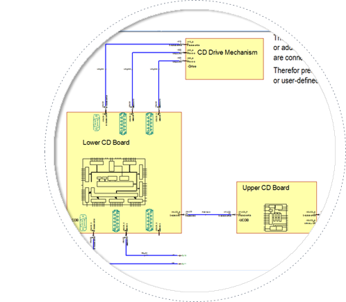 electrical-harness-design-software--E3-Cable--link-to-external-data