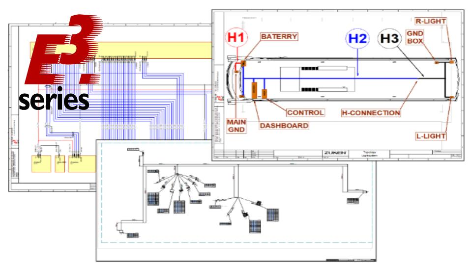 Why Design in CAE Software for Electrical Projects and Abandon the old CAD_